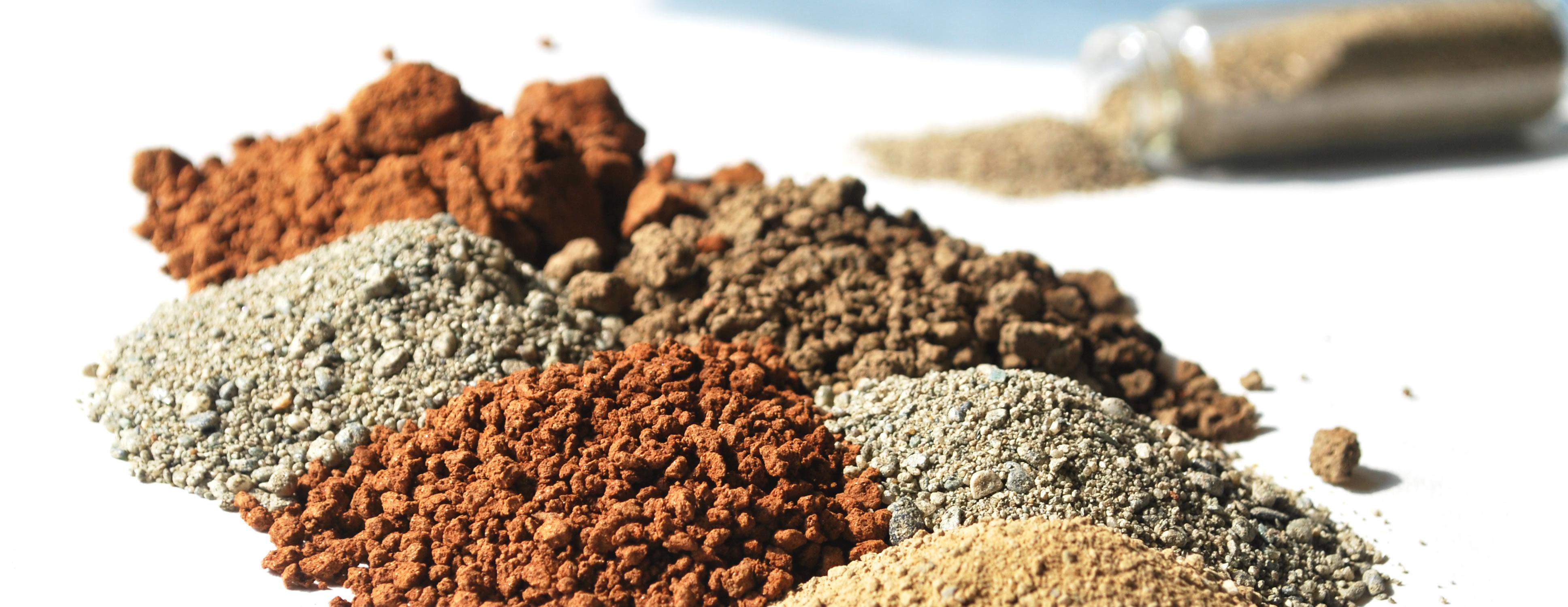 Eseguire analisi suolo