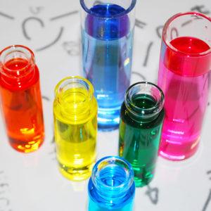 Laborario per esecuzione analisi chimiche