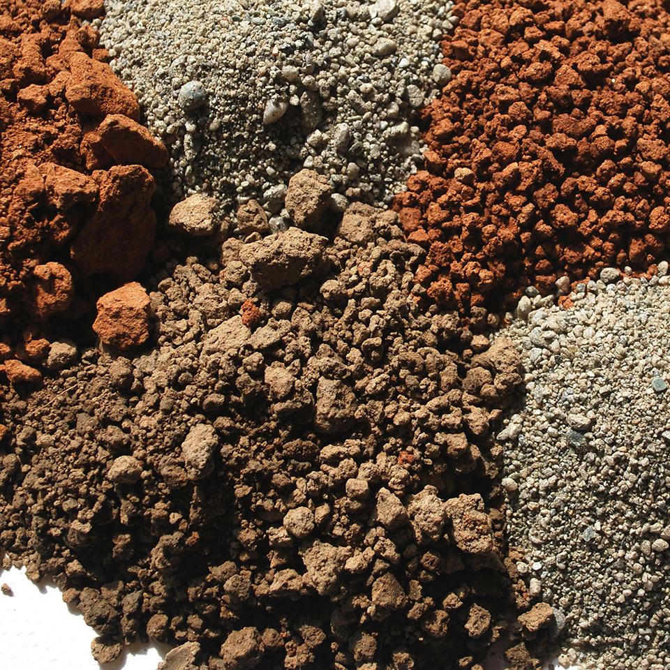 Analisi dei suoli e dei terreni